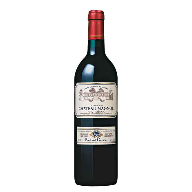 vinho-barton-guestier-chateau-magnol-haut-medoc-aoc-750ml