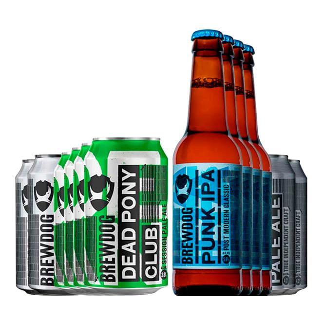 kit-de-cervejas-brewdog-12-unidades