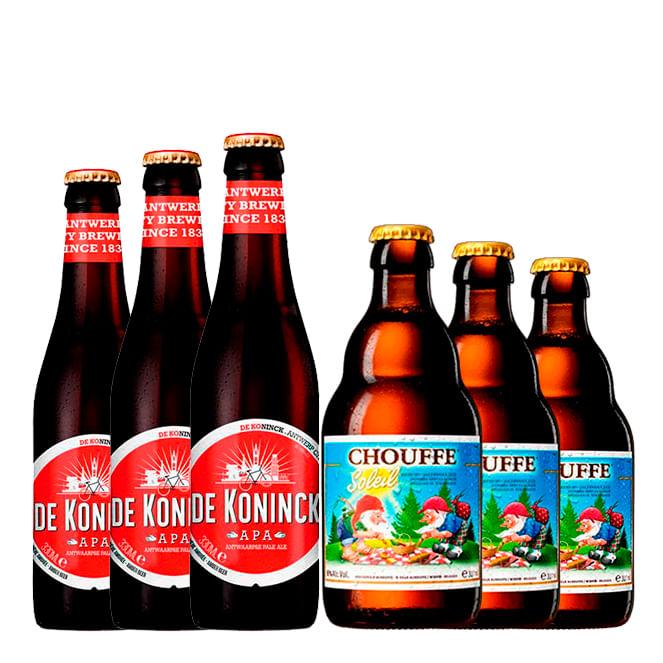 kit-de-cervejas-de-koninck-e-chouffe-soleil-com-06-garrafas