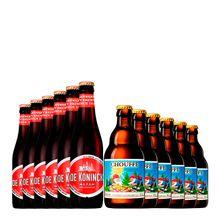 belgium-baby-kit-de-cervejas-de-koninck-chouffe-soleil-com-12-garrafas